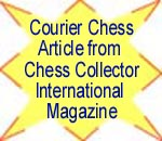 Chess Collectors International Article